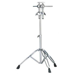 WS860A Double Tom Tom Stand with Double-braced legs