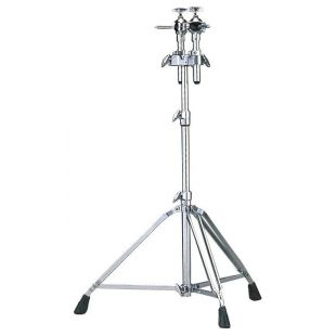 WS955A Double Tom Tom Stand with Double-braced legs