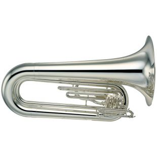 YBB-202M 3-Valve Bb Marching Tuba - Without Case