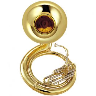 YSH-411 Bb Sousaphone - Without Case
