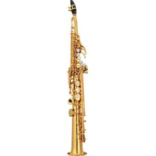 YSS-82ZR Bb Soprano Saxophone with Curved Neck