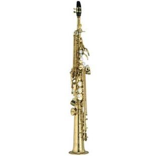 YSS-875EXHGGP Bb Soprano Saxophone with High G key