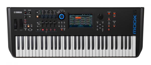 MOXF6 Synthesizer 61-key for Stage and Studio