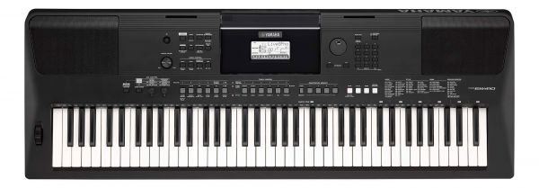 PSR-EW400 Home Keyboard 76 note keyboard with touch response, USB MIDI and  audio plus Line Out connections