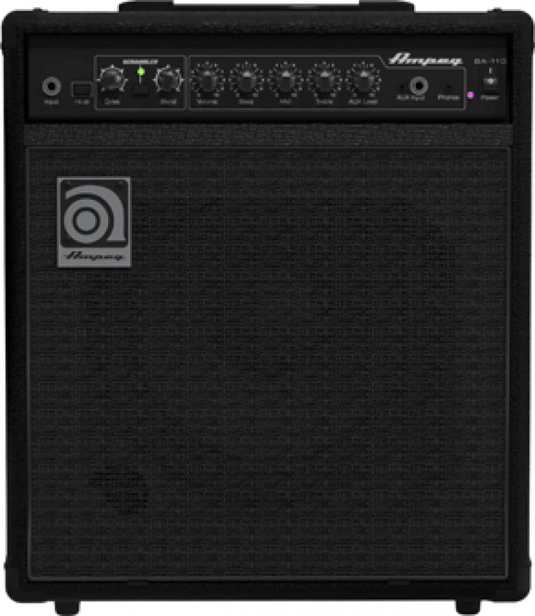 Bassamp Series BA-110v2 40W Bass Combo Amplifier