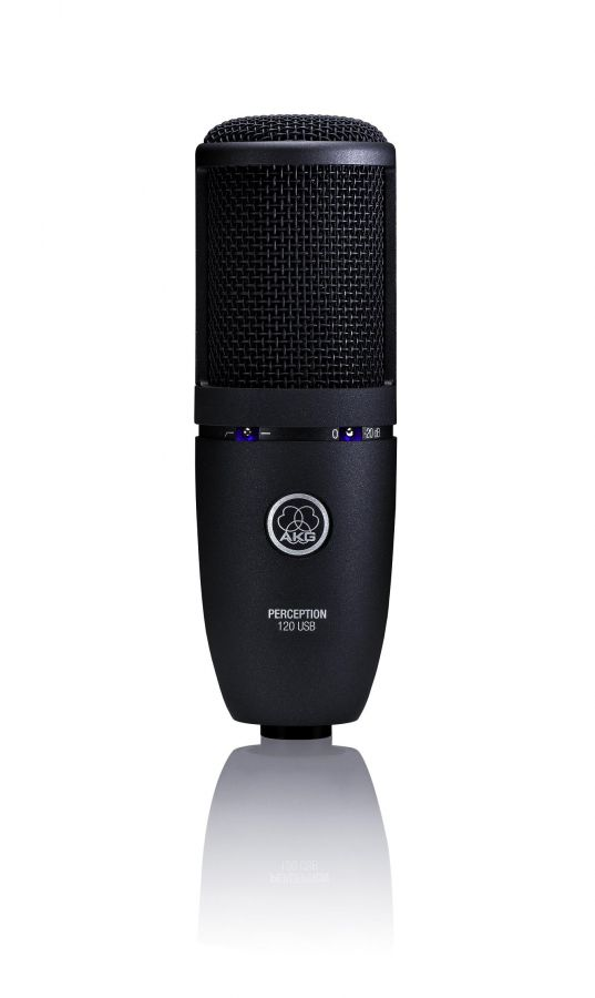 Perception 120 USB Ready-To-Use Recording Microphone