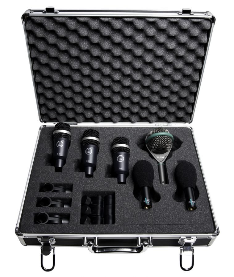 Rhythm Pack Drum Microphone Kit