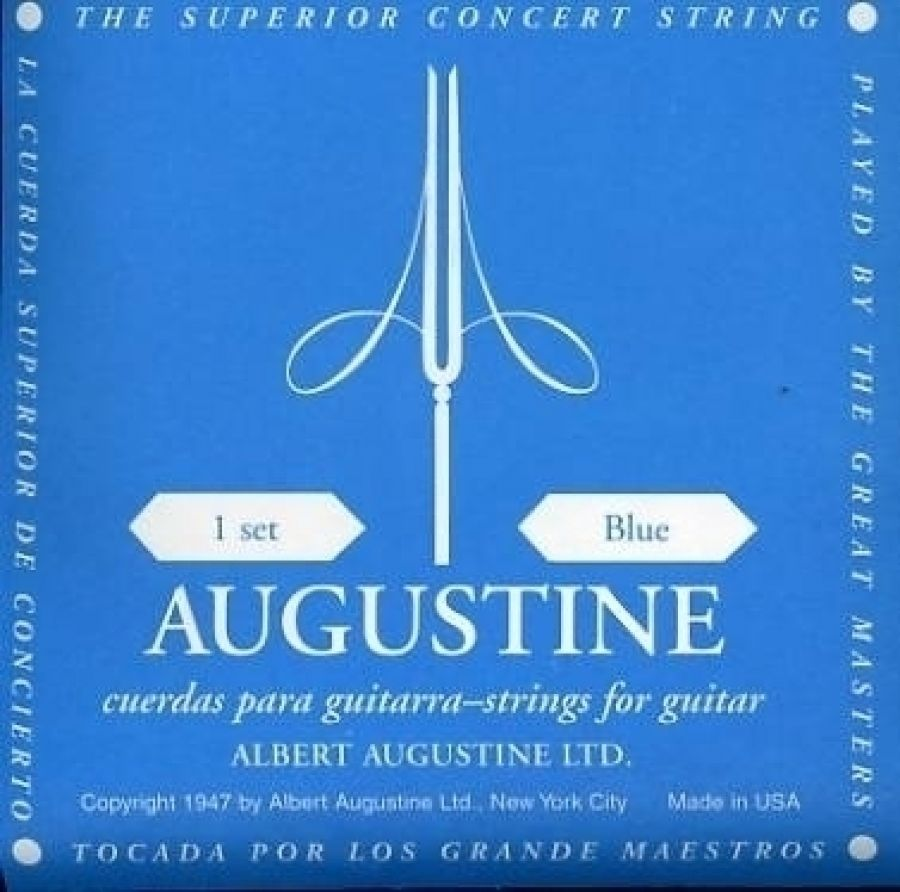 Classical Blue Label Guitar String Set