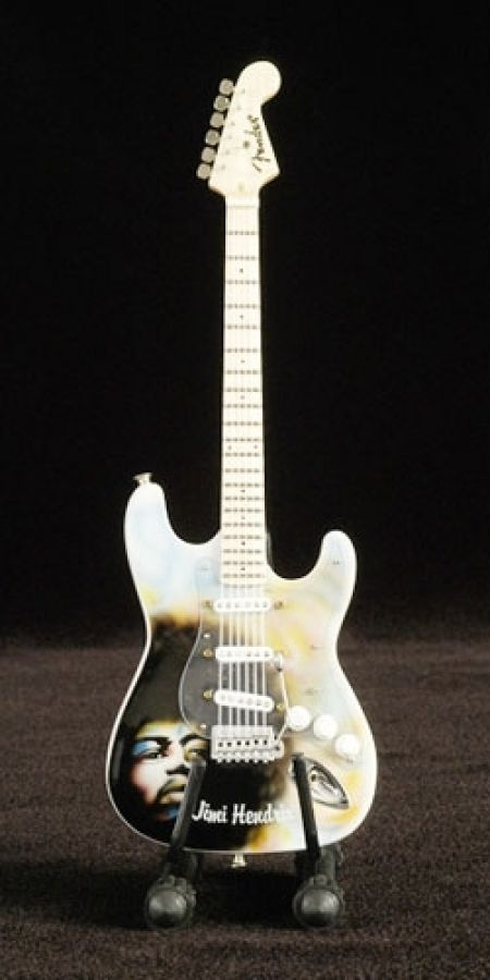 Jimi Hendrix Cream Stratocaster Model