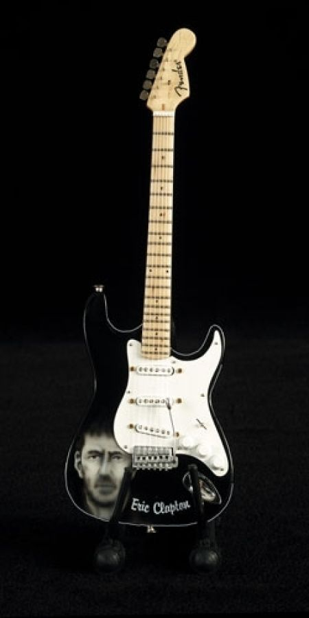 Eric Clapton Stratocaster Guitar Model