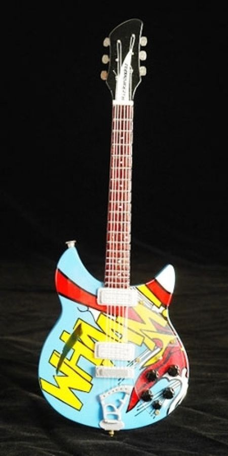 Paul Weller Rickenbacker Model