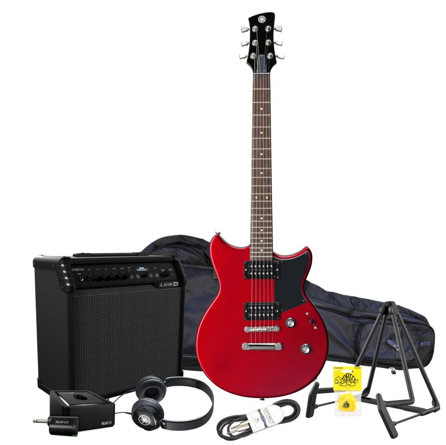 yamaha rs320 spider v electric guitar package yamaha music london. Black Bedroom Furniture Sets. Home Design Ideas