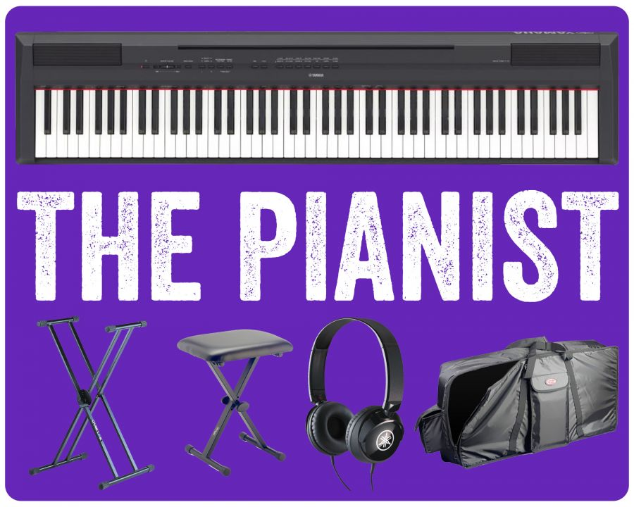 The Pianist Pack