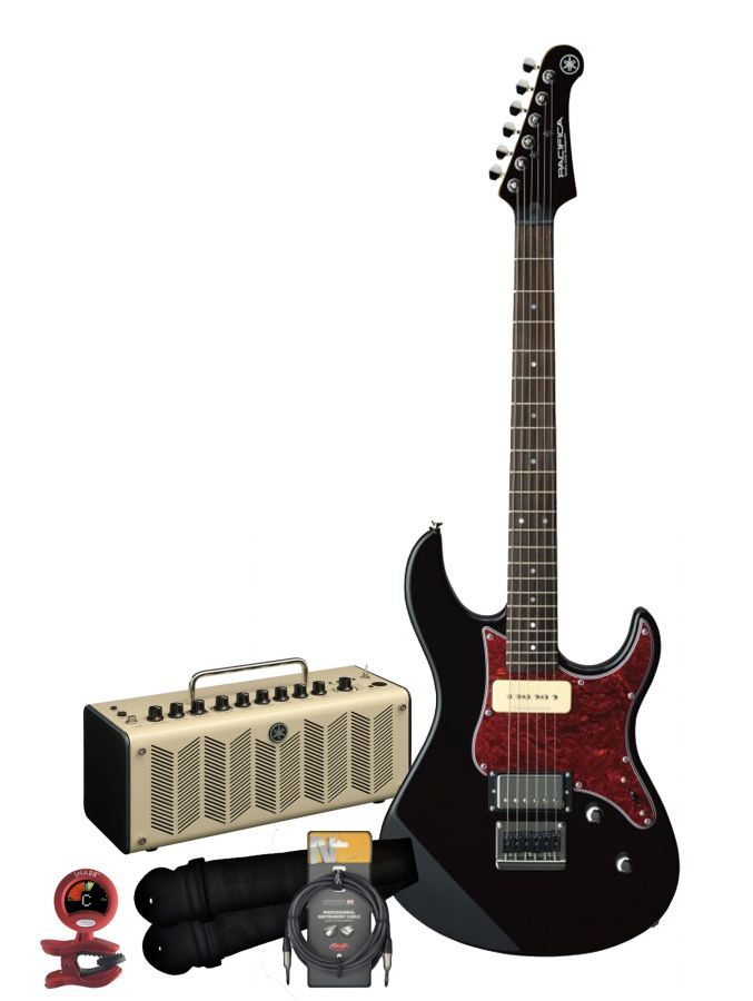 Pacifica 611H Deluxe Electric Guitar Package
