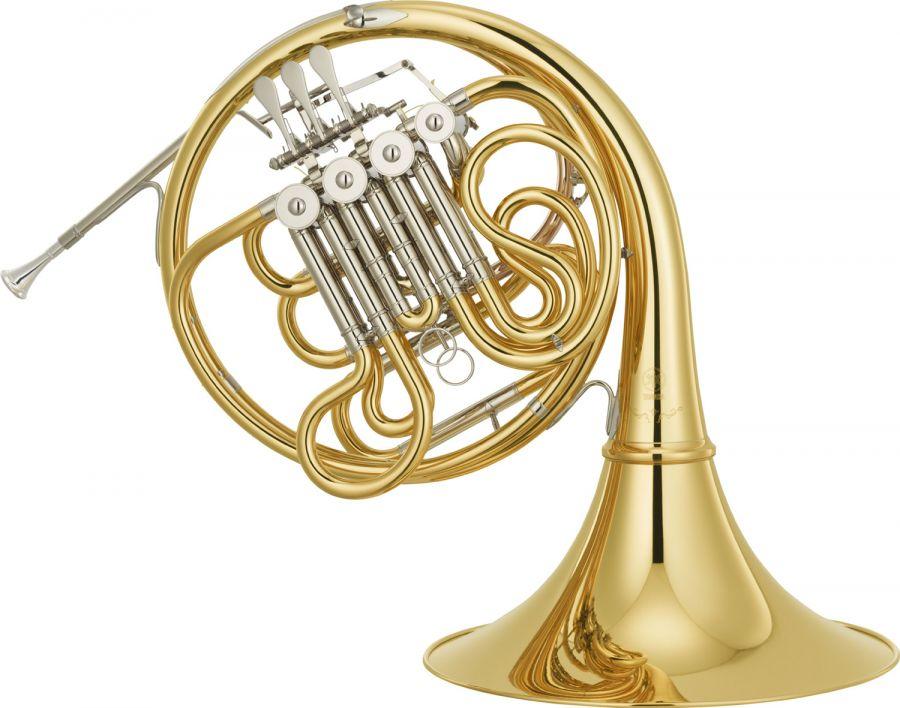 YHR-671D Geyer-Style Custom French Horn With Detachable Bell