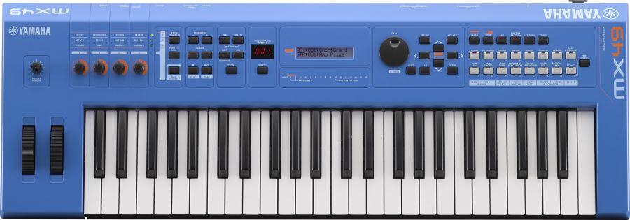MX49 Version 2 Synthesizer