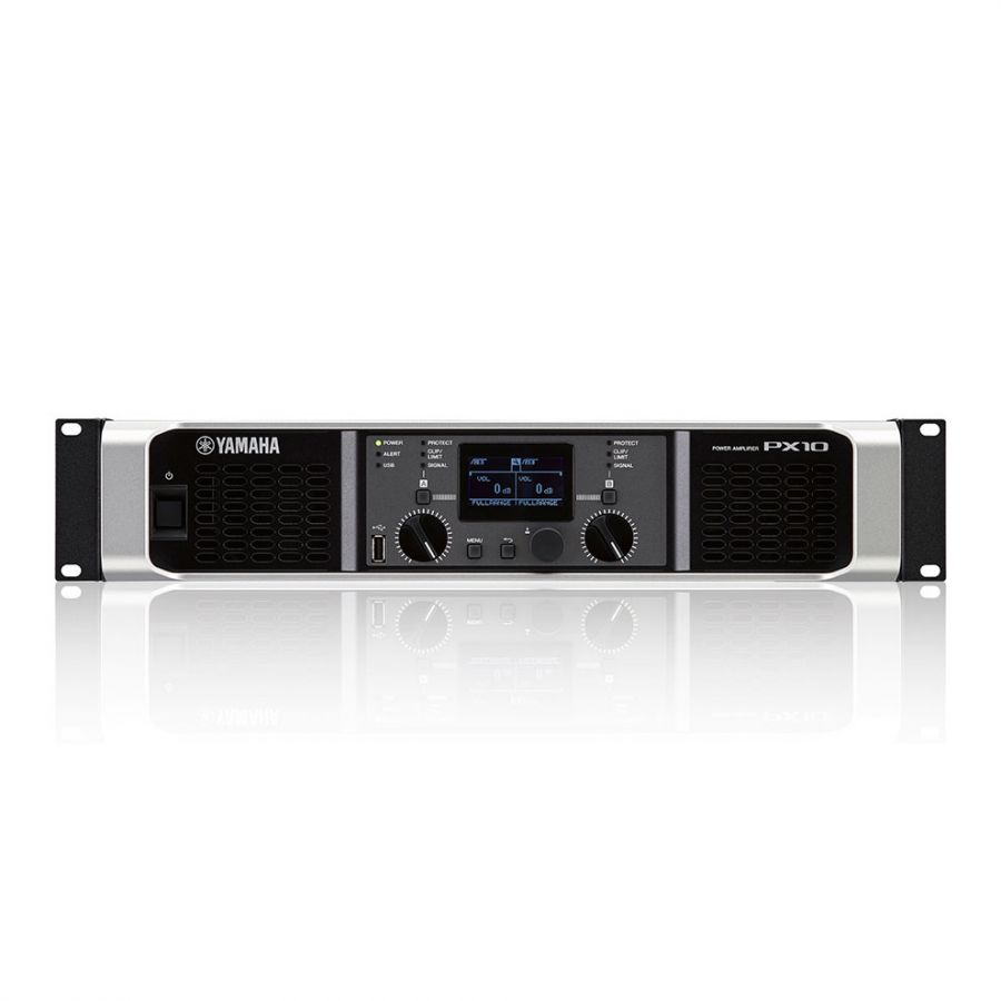 PX10 Power Amplifier 1000W Stereo Power Amp