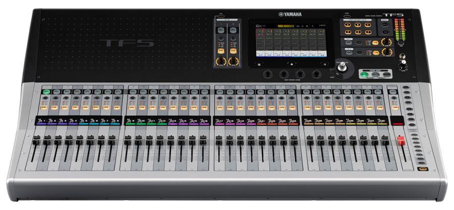 Yamaha  Channel Mixer Digital