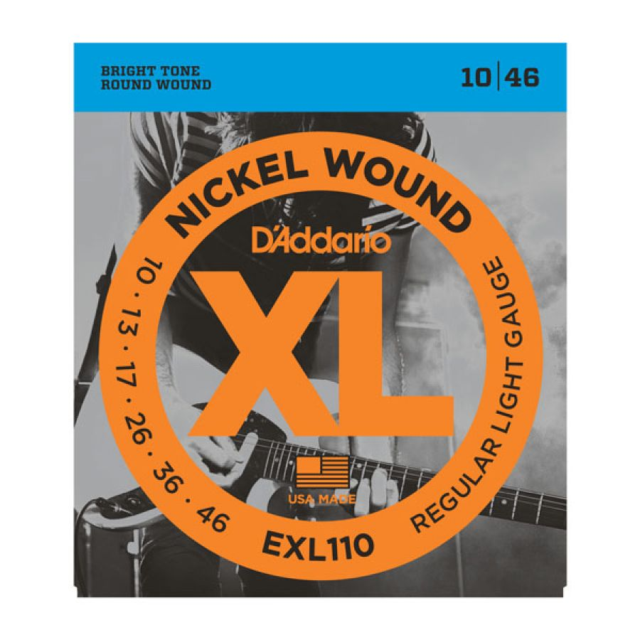 EXL110 Regular Light XL Electric Strings