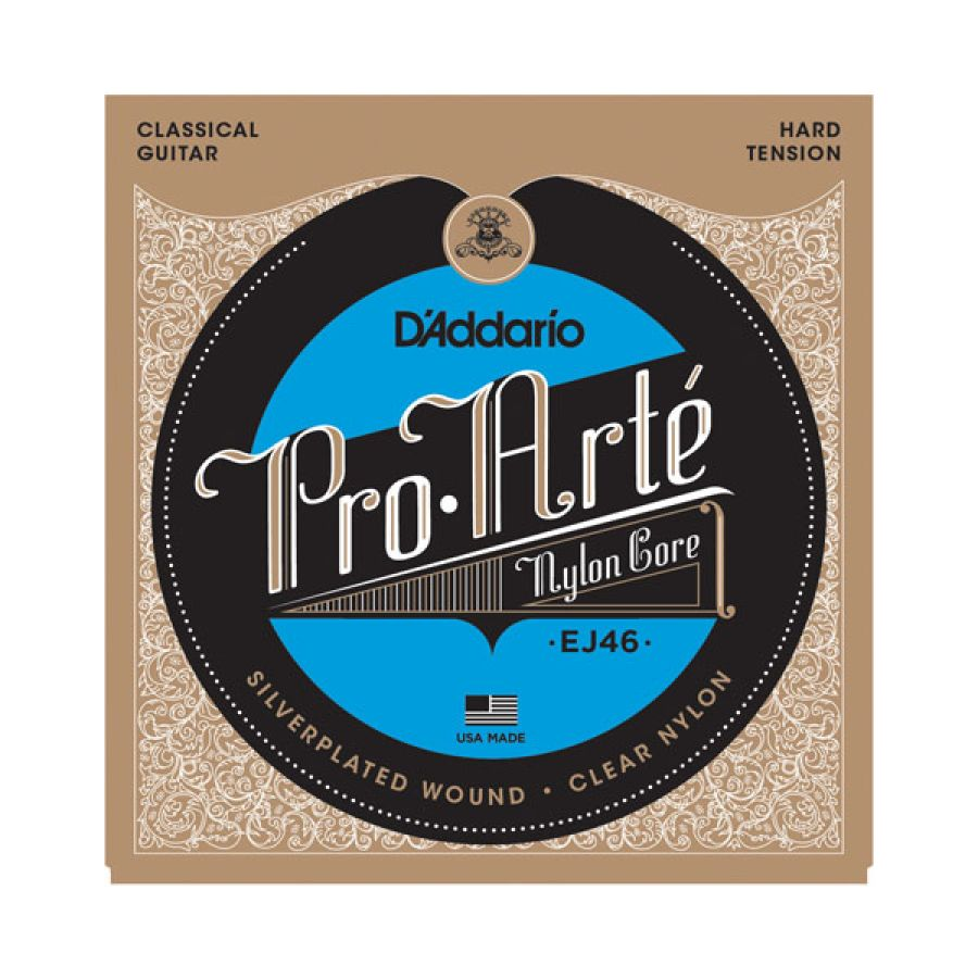 EJ46 Pro-Arte Classical Guitar Strings