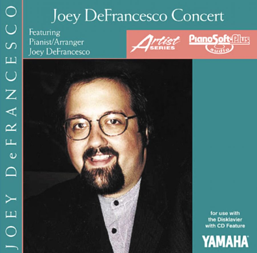 Pianosoft Plus Audio - Joey DeFrancesco Concert