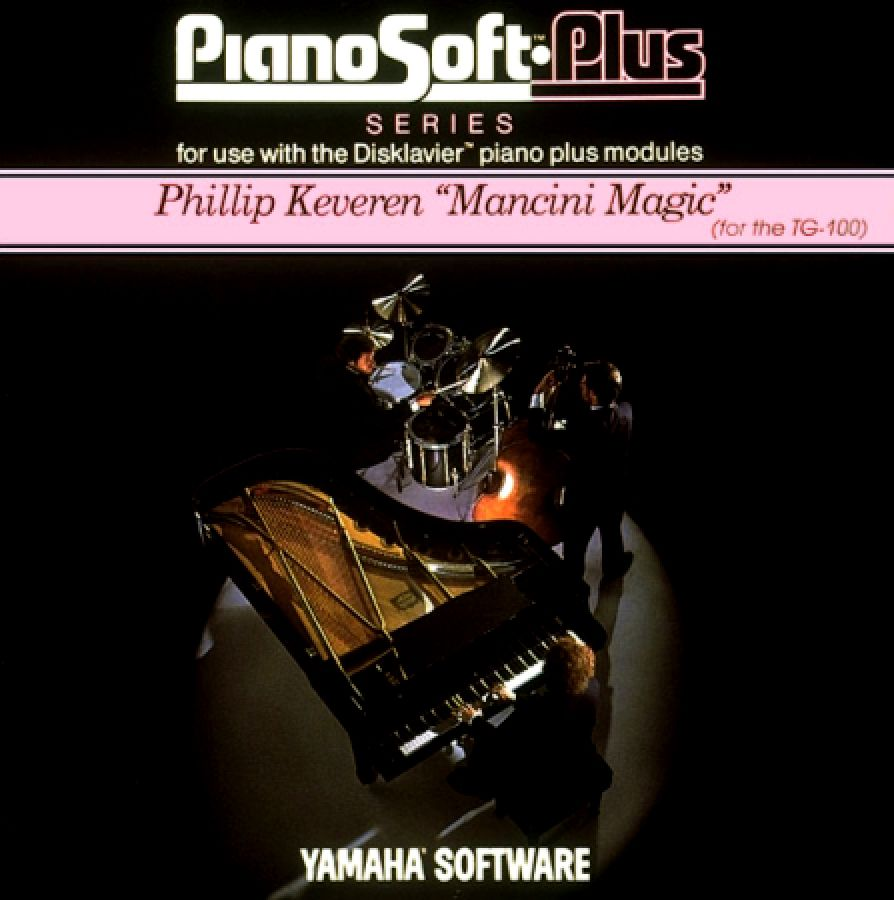 Pianosoft Plus for TG-100 - Mancini Magic