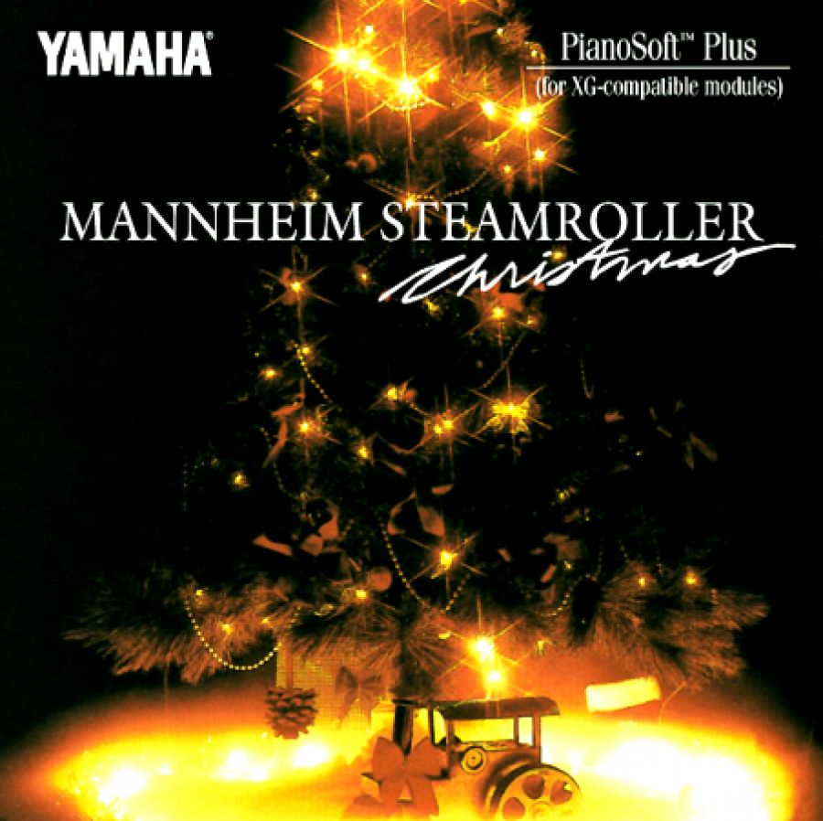 Pianosoft Plus for XG Modules - Mannheim Steamroller Christmas