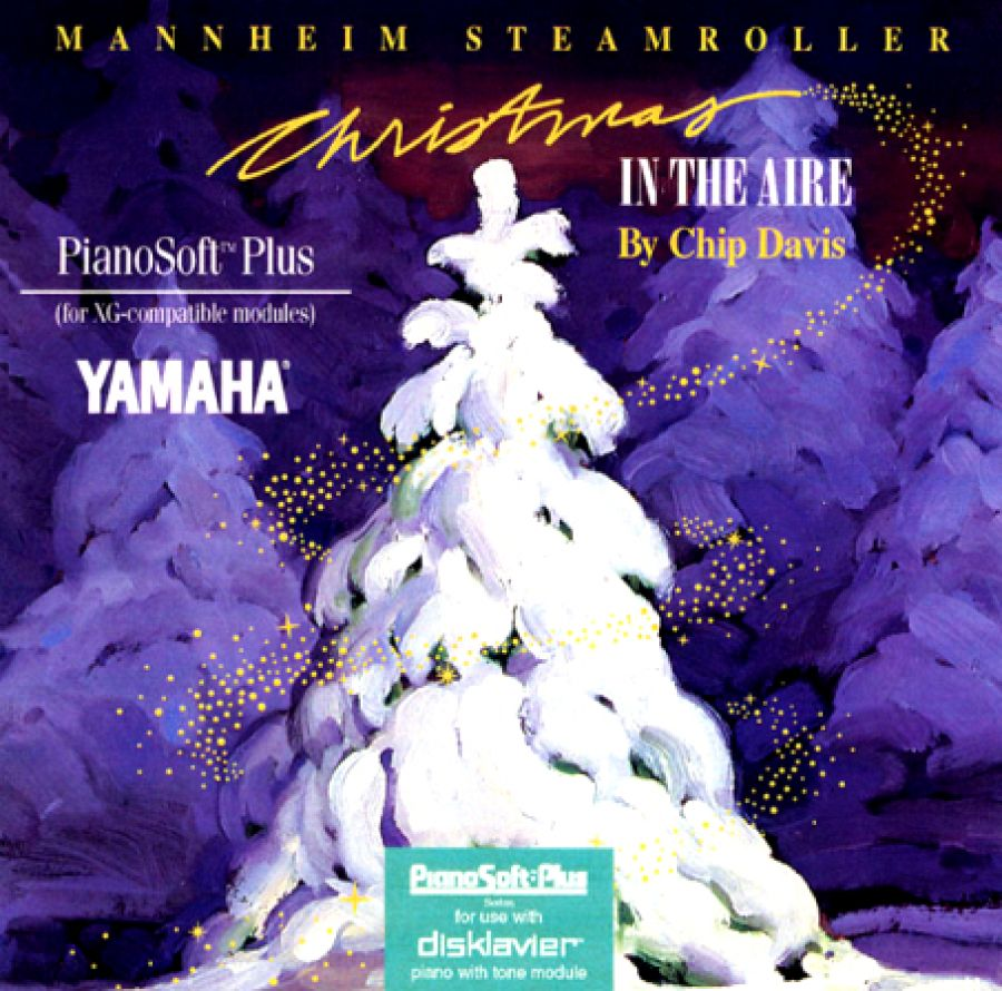 Pianosoft Plus for XG Modules - Christmas In The Aire - Mannheim Steamroller