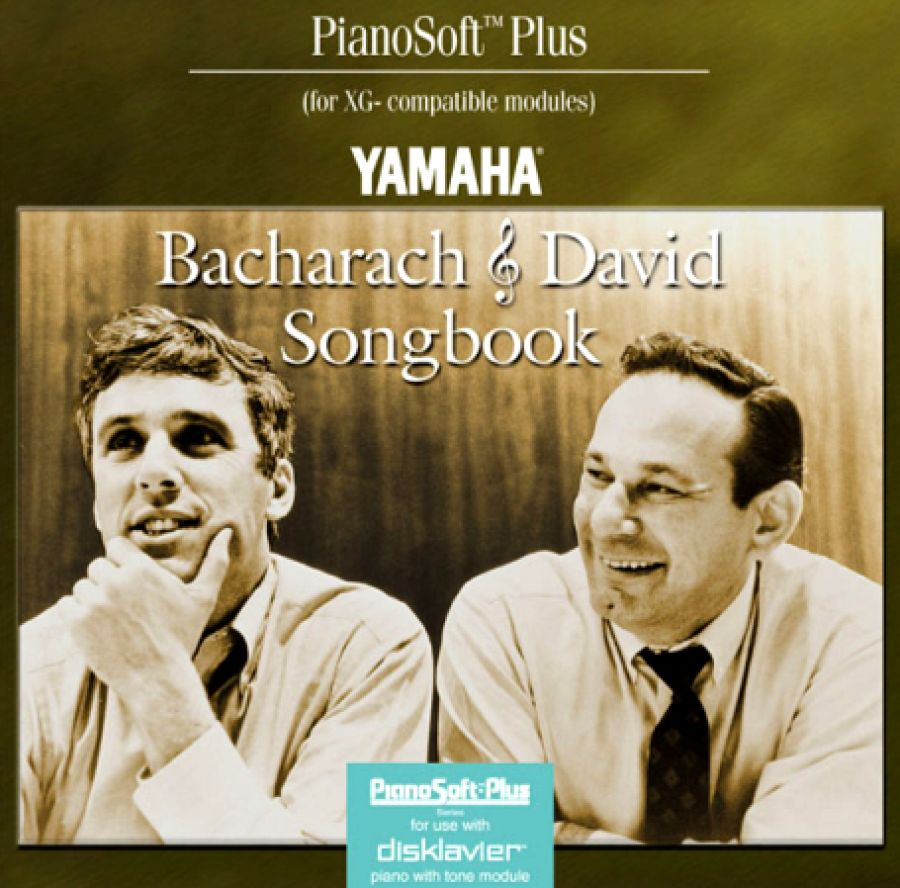 Pianosoft Plus for XG Compatible Modules - Bacharach & David Songbook