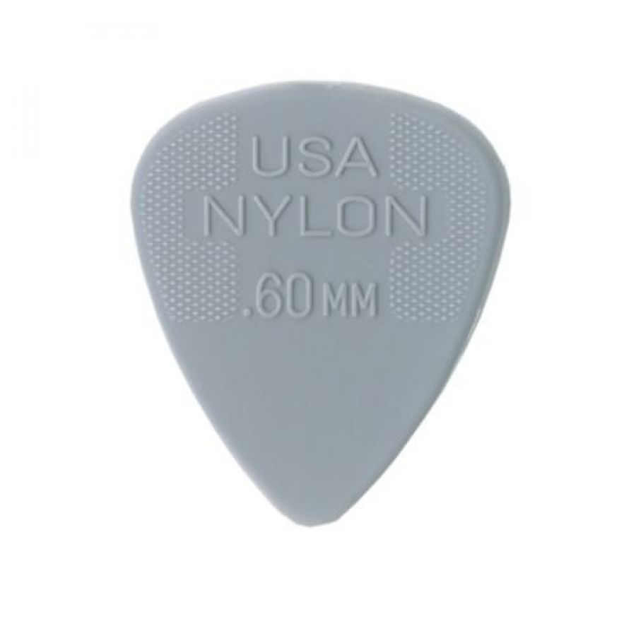 Nylon Standard Players Pack Plectrums .60mm