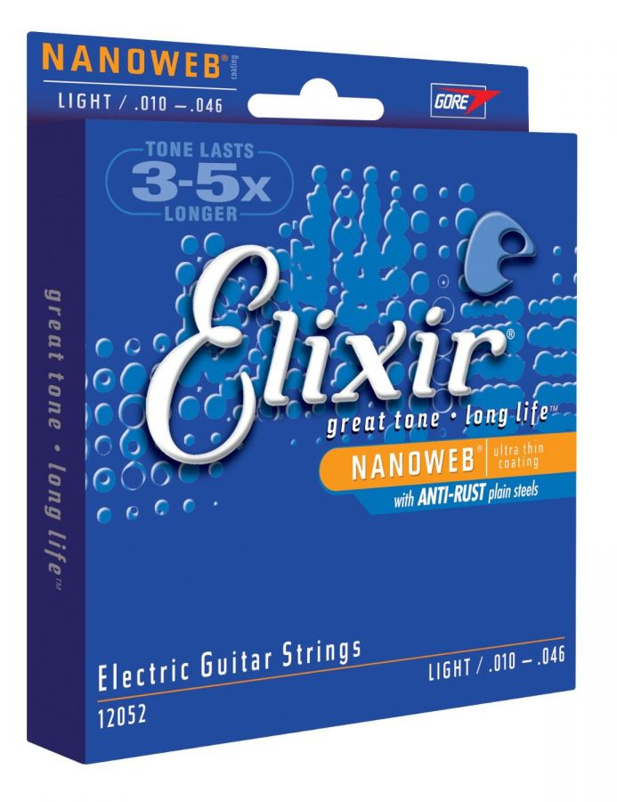 Light Electric Guitar Strings 10-46