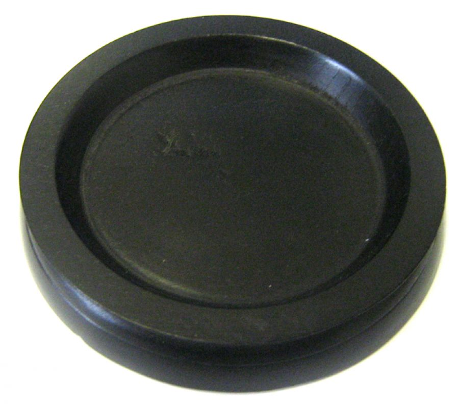 Piano Caster Cup - Medium Black