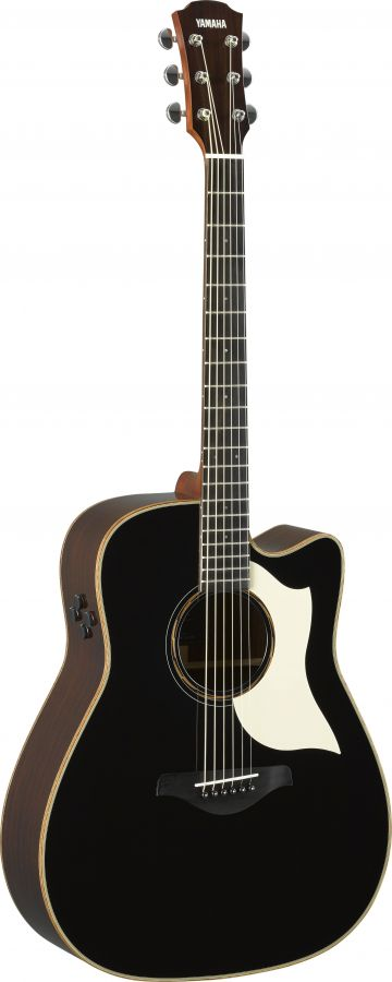 A3R ARE Black Limited Edition Electro-Acoustic Guitar