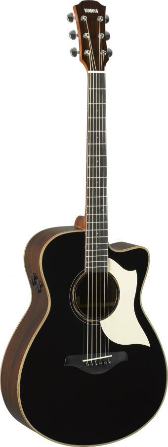 AC3R ARE Black Limited Edition Electro-Acoustic Guitar