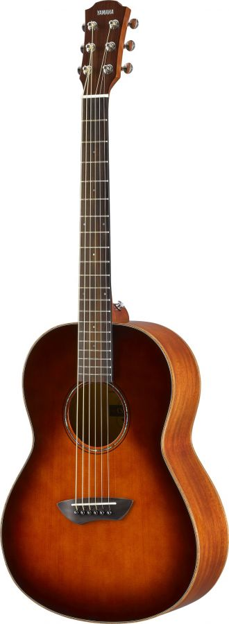 CSF3M Acoustic Guitar In Tobacco Brown Sunburst Finish