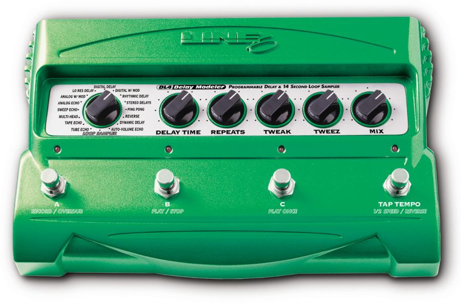 DL4 Delay Modeller Guitar Effect Pedal