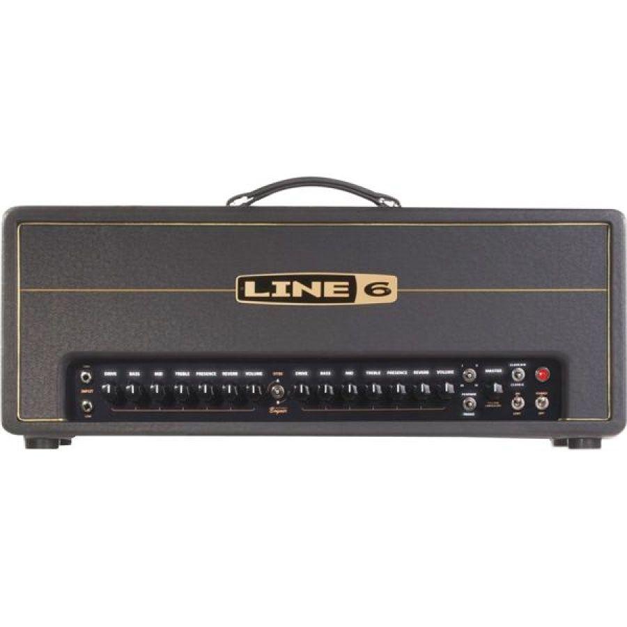 Line 6 Dt50 Head Valve Amplifier 25 50 Watt Stereo Yamaha