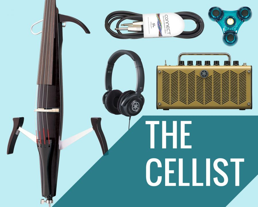 The Cellist Pack