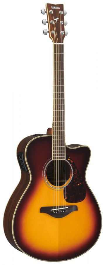 FSX730SC Mark II Electro-Acoustic Guitar