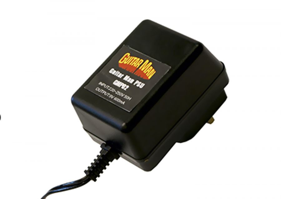 GMP02 9V Power Supply Ideal for most guitar effects pedals