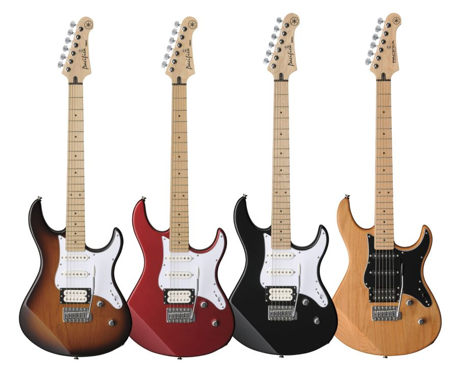 yamaha pacifica 112vm electric guitar various colours available yamaha music london. Black Bedroom Furniture Sets. Home Design Ideas