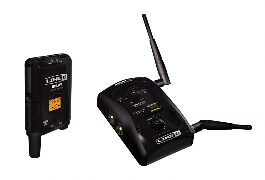 Relay G50 Wireless Guitar System