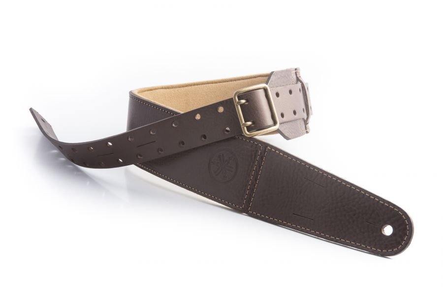 Backbeat Leather Guitar & Bass Strap
