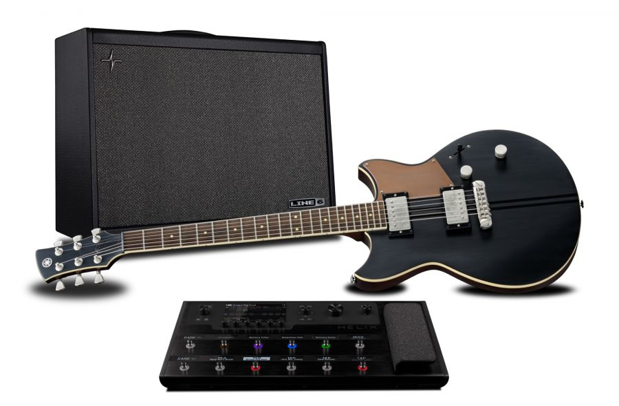 Revstar RSP20CR Electric Guitar Deluxe Pack