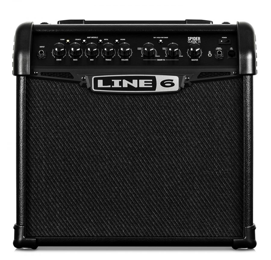 Spider Classic 15 Guitar Amplifier
