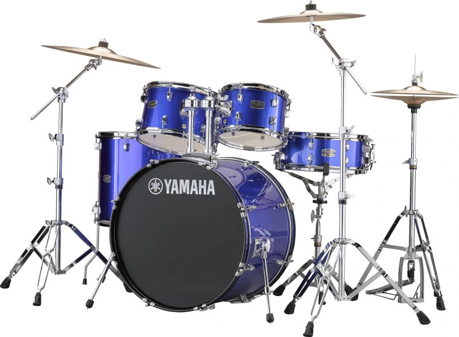 Yamaha Rydeen Drum Kit With 22 Quot Kick Drum Amp Cymbals In