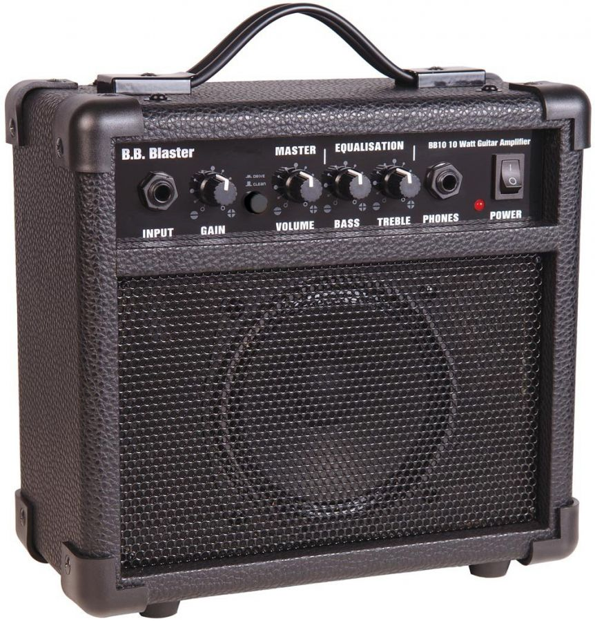 kinsman bb10 10 watt electric guitar practice amplifier with gain yamaha music london. Black Bedroom Furniture Sets. Home Design Ideas