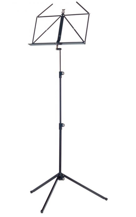 Konig and Meyer 100/1 Black Music Stand