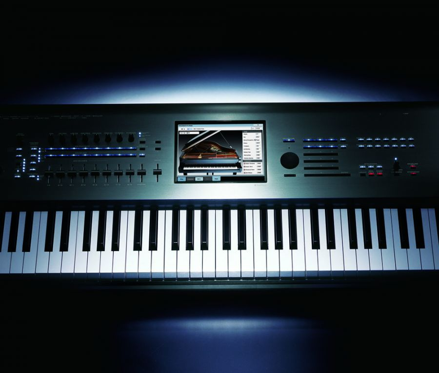 Kronos 88 Synthesizer Class-Leading Multi-Synthesis Synthesizer with 88  Weighted Keys