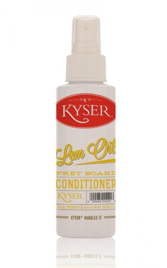 Dr. Stringfellow Lem-Oil Fret Board Conditioner